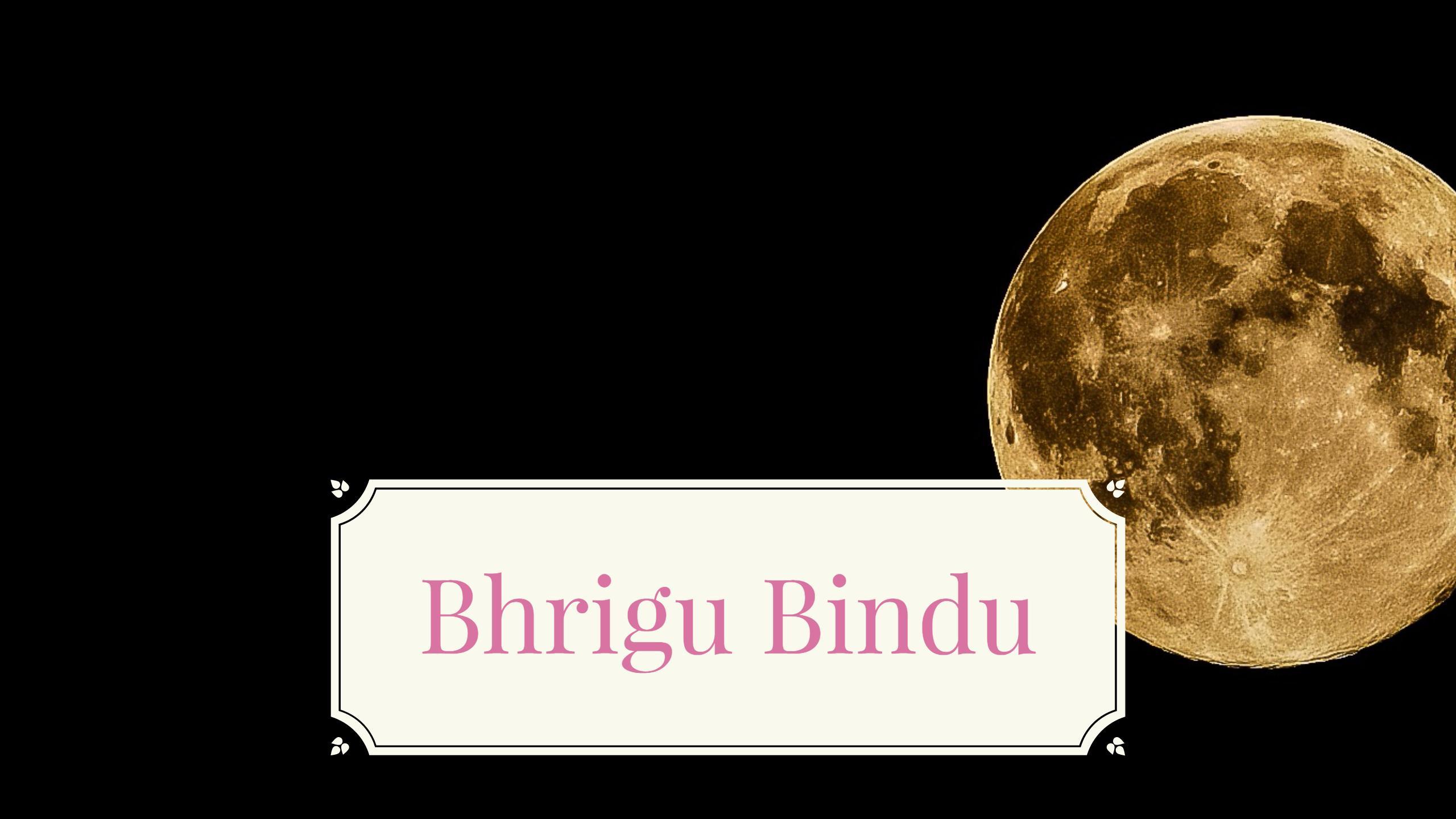 Bhrigu Bindu