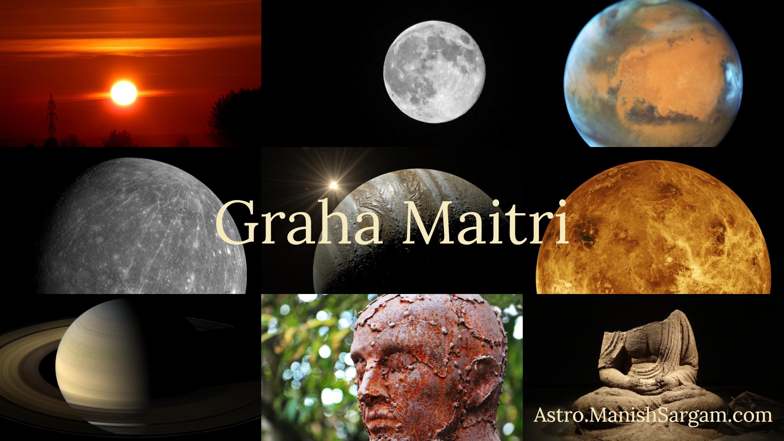Graha Maitri