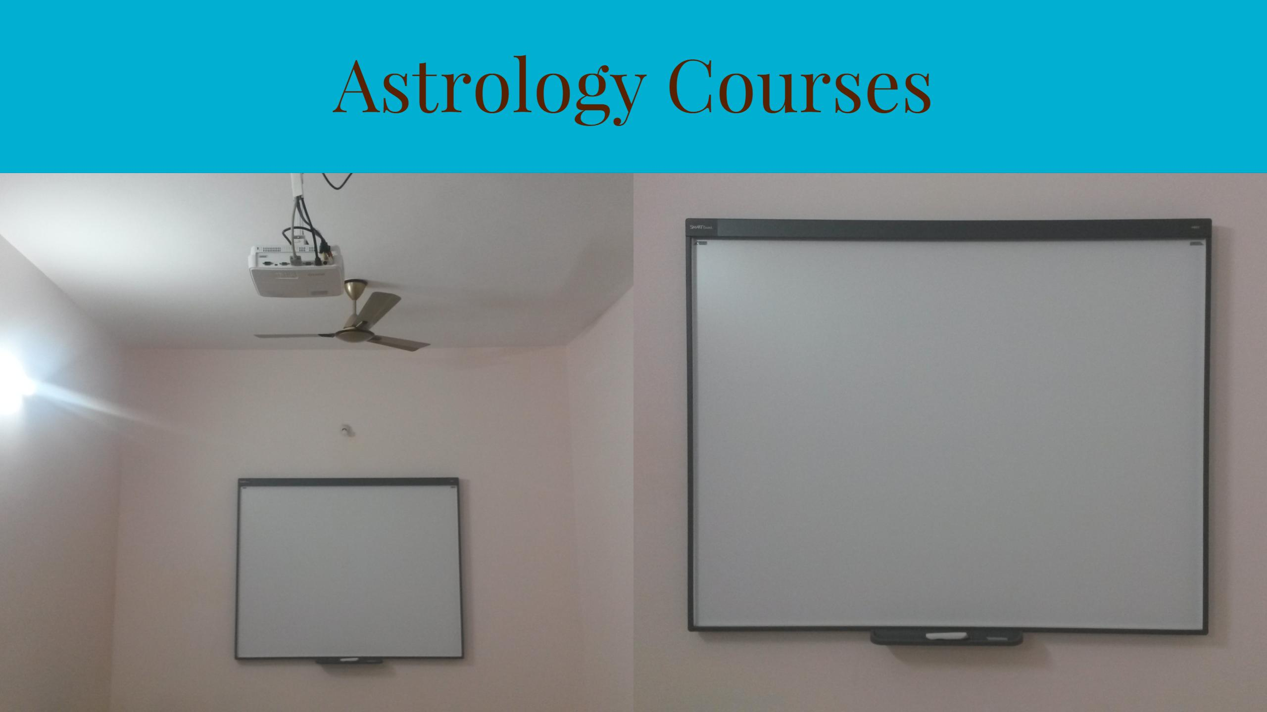 Astrology Courses in Bhopal